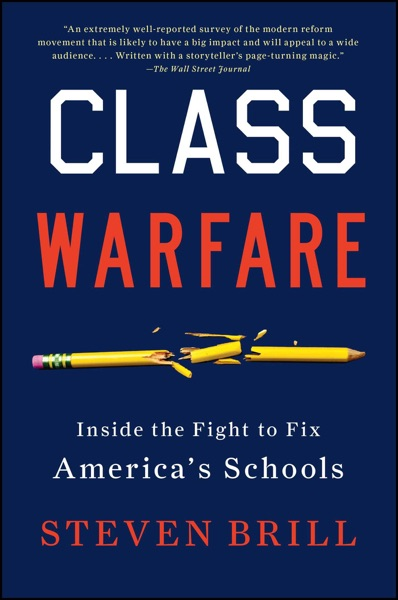 Class Warfare - Steven Brill book cover