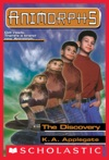 The Discovery Animorphs 20