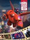 Disney Big Hero 6 Cinestory Comic