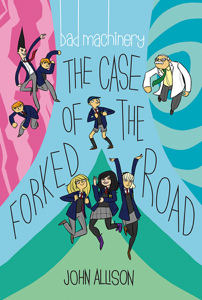 Bad Machinery Vol. 7 Cover Book