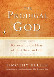 The Prodigal God Book Cover
