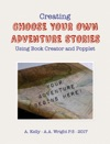 Creating Choose Your Own Adventure Stories