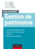 Aide-mémoire - Gestion de patrimoine