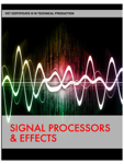 Signal Processors & Effects