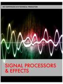 Signal Processors & Effects