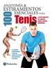 Anatomía & 100 Estiramientos Para Tenis Y Otros Deportes De Raqueta (Color)