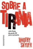 Sobre a tirania Book Cover