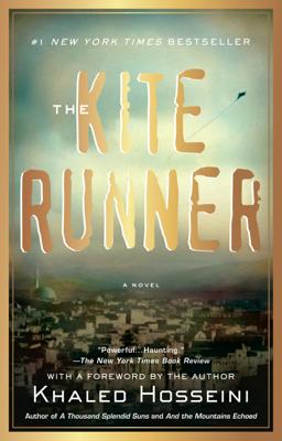 The Kite Runner - Khaled Hosseini book