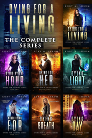 Dying for a Living Complete Boxset (Books 1-7) PDF Download