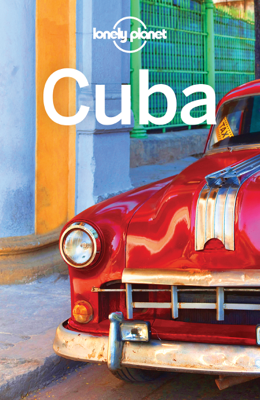 Cuba Travel Guide - Lonely Planet book