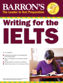 Writing for the IELTS Book Cover
