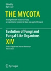 Evolution Of Fungi And Fungal-Like Organisms