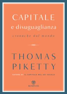 Capitale e disuguaglianza Copertina del libro