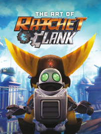 The Art of Ratchet & Clank book