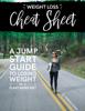 Hannah Janish - Weight Loss Cheat Sheet artwork