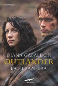 Outlander. La straniera Copertina del libro