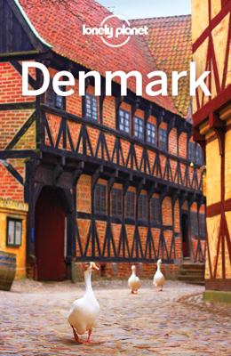 Denmark Travel Guide - Lonely Planet book