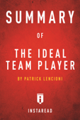 Summary of The Ideal Team Player Book Cover
