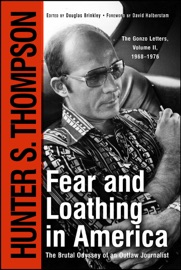 Fear and Loathing in America PDF Download