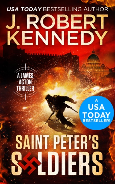 Saint Peter's Soldiers - J. Robert Kennedy book cover