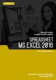 SPREADSHEET MS EXCEL 2016 LEVEL 3 MALAY