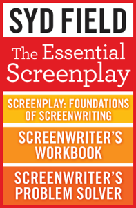 The Essential Screenplay (3-Book Bundle) Book Cover