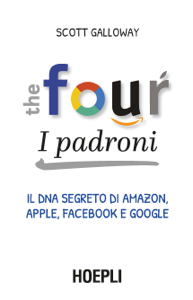 The Four. I padroni Libro Cover