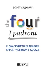 The Four. I padroni Libro Cover