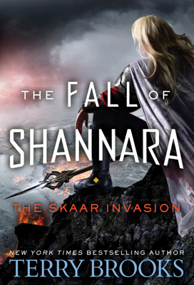 The Skaar Invasion - Terry Brooks book
