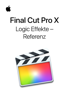 Apple Inc. - Logic-Effekte in Final Cut Pro X – Referenz artwork