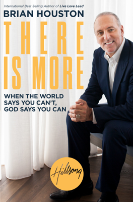 There Is More - Brian Houston book