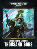 Codex: Chaos Thousand Sons Enhanced Edition