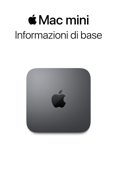Informazioni di base su Mac mini