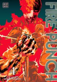 Fire Punch, Vol. 4 book