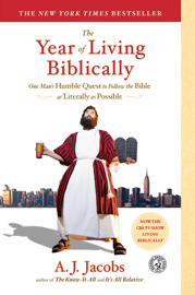 The Year of Living Biblically book