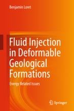 Fluid Injection In Deformable Geological Formations