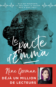 Le Pacte d'Emma - tome 1 La couverture du livre martien