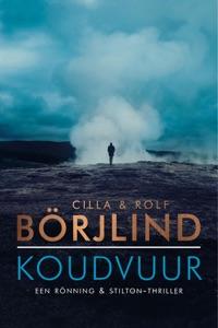 Koudvuur Door Cilla Börjlind & Rolf Börjlind Boekomslag