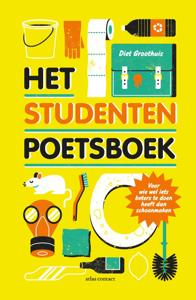 Het studentenpoetsboek Boekomslag