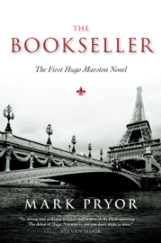 The Bookseller - Mark Pryor book summary
