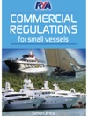 RYA Commercial Regulations For Small Vessels E-G105