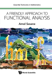 A Friendly Approach to Functional Analysis Book Cover