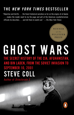 Ghost Wars - Steve Coll book