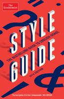 The Economist & Ann Wroe - The Economist Style Guide artwork