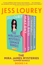 Mira James Mysteries Summer Bundle, Books 1-4 (May, June, July, and August) PDF Download