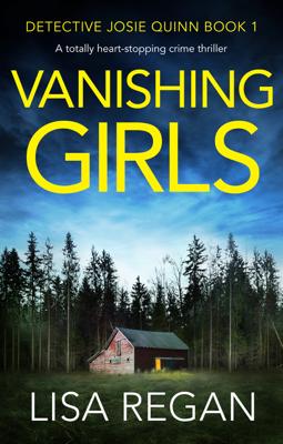 Vanishing Girls - Lisa Regan book