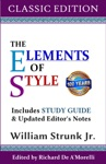 The Elements Of Style Classic Edition