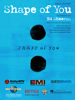 Ed Sheeran - Shape of You Sheet Music artwork
