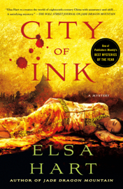 City of Ink book