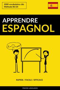 Apprendre l'espagnol: Rapide / Facile / Efficace: 2000 vocabulaires clés La couverture du livre martien